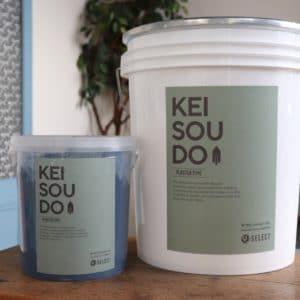珪藻土左官塗り壁材